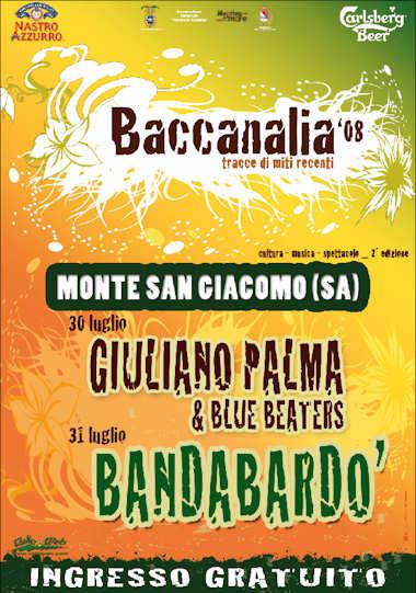 baccanalia -  Mone San Giacomo
