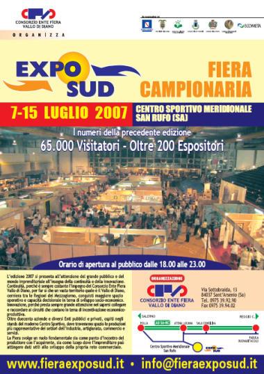 fiera exposud 2007