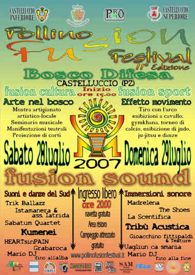 pollino fusion festival