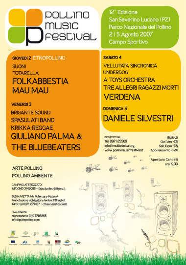 pollino music festival 2007